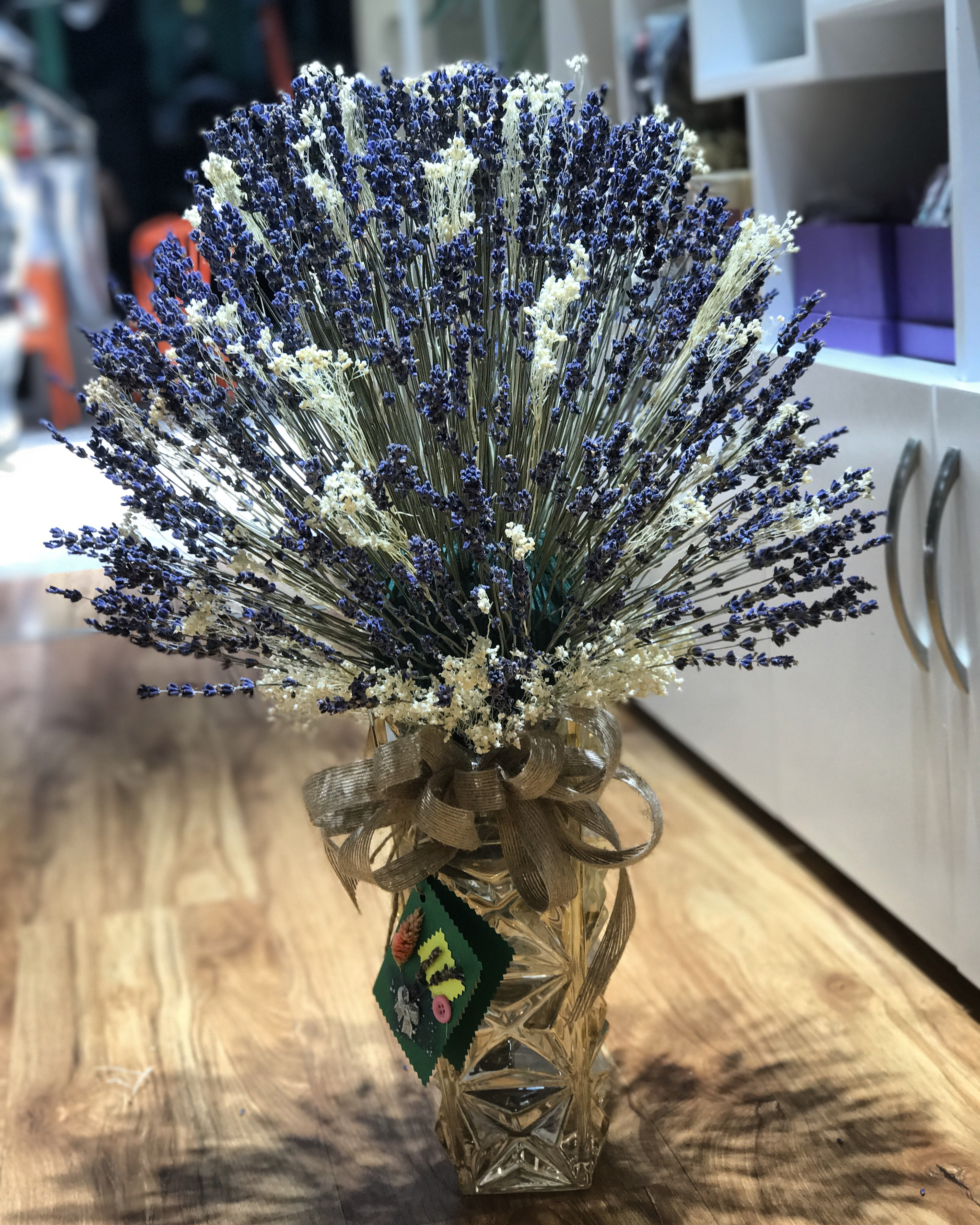 shop bán hoa lavender khô Pháp uy tín và thơm lâu