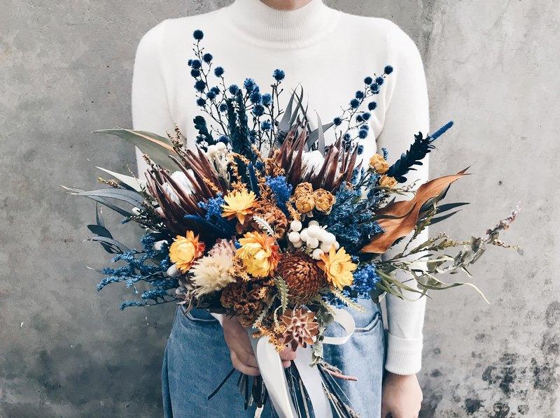 hoa khô