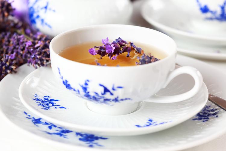 trà Lavender
